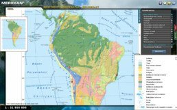 Krajobrazy Ameryki Południowej