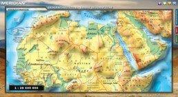 Geografia fizyczna - Krainy geograficzne - Świat