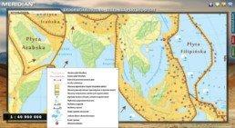 Geografia fizyczna - Tektonika płyt litosfery