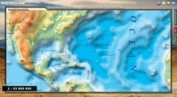 Geografia fizyczna - Ukształtowanie powierzchni