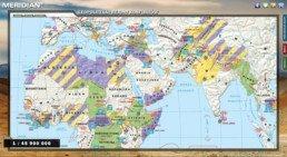Geopolityka - Rejony konfliktów