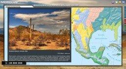 Biogeografia - Formacje roślinne i biomy - Pustynia Sonora