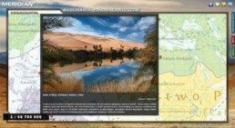 Biogeografia - Państwa florystyczne - Pustynia Aubari