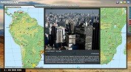 Demografia - Rozmieszczenie ludności - Sao Paulo