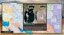 Geografia fizyczna - Hydrografia - Jezioro Aralskie
