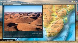 Geografia fizyczna - Krainy geograficzne - Pustynia Namib