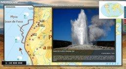 Geografia fizyczna - Tektonika płyt litosfery - Gejzer