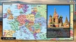 Geopolityka - Podział polityczny - Moskwa