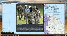 Geopolityka - Rejony konfliktów - Kolumbia