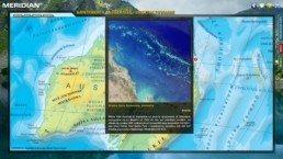 Australia i Oceania- Ukształtowanie - Wielka Rafa Barierowa