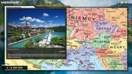 Europa-Podział polityczny - Szwajcaria -Berno