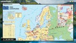 Europa-Unia Europejska - Euroregiony