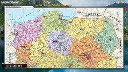 Polska - Podział administracyjny