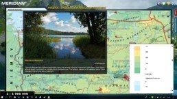 Polska - Ukształtowanie powierzchni - Pojezierze Mazurskie